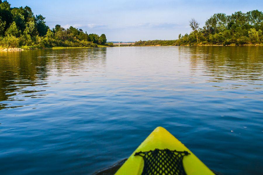 Spływy kajakowe Dunajec