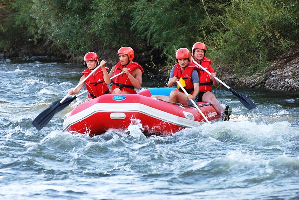 Rafting Popradem, trasa: Muszyna – Piwniczna Zdrój